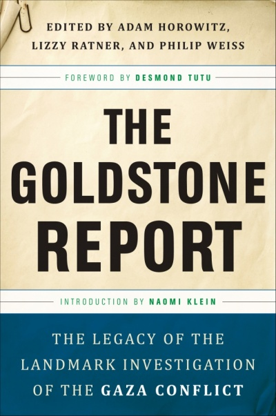 The Goldstone Report